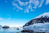landscape of south pole - 218255497