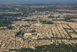 Aerial picture of Rome