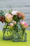 Kleine Blumensträußen