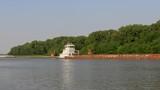 Illinois River Grain Barge - 218299861