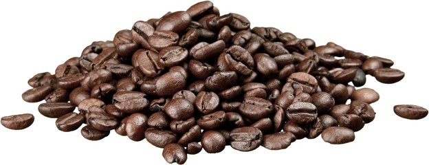 Coffee Beans - isolated image © BillionPhotos.com