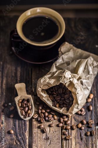 Fototapeta samoprzylepna coffeet love