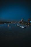 London at Night Vertical