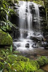saitip waterfall Phu Soi Dao National Park thailand