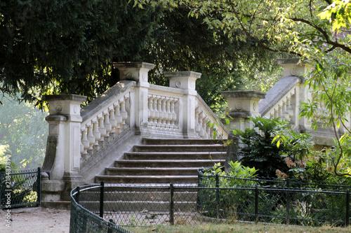 Parc Monceau - Paryż