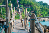 Tropical landscapes in Thailand