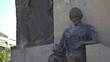 Quadro lady sculpture