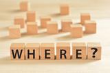 WHERE?  - 218571401