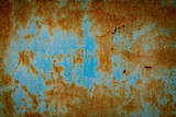 Abstract grunge color metal and rustic background and textured. - 218574453