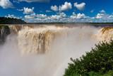 Incredibel view to Iguazu waterfalls