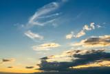 Sunset Sky Background - 218628815