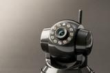 CCTV camera in studio - 218629456