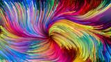 Virtual Colorful Paint - 218641256