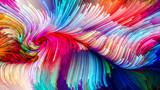 Diversity of Digital Paint - 218641436