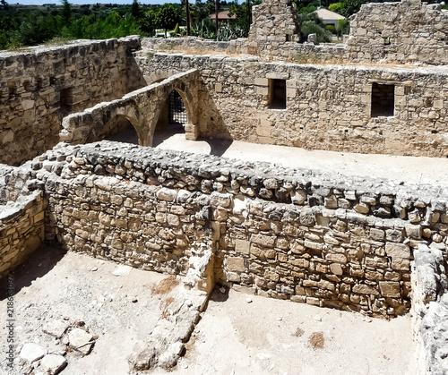 In de dag Cyprus Excavations in Cyprus