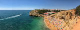 beaches and caves in the Algarve