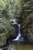 Wasserfall Geroldsau, Baden-Baden im Schwarzwald