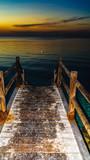 Sonnenuntergangsstimmung auf Sansibar