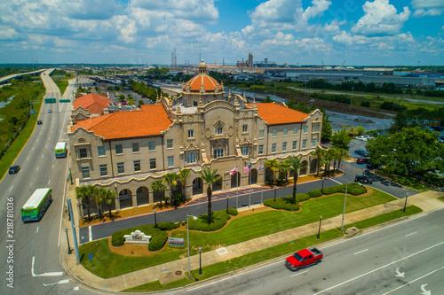 Foto Murales Aerial image GMNO Building Mobile Alabama