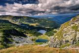 High altitude glacial lake - 218792892