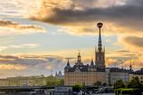 View of Stockholm city, Sweden.