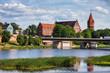 Malbork Town in Poland