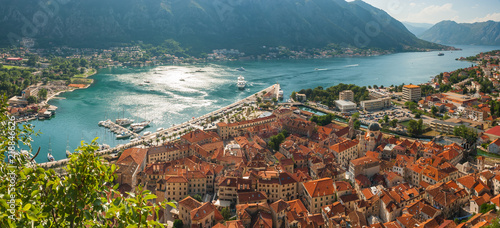 Kotor w Czarnogórze