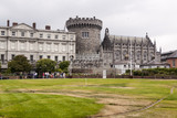Dublin Castle, in Dublin, Ireland