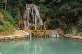 waterfall or mineral water in Lucky Slovakia