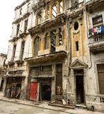 baufälliges Haus in Havanna, Kuba - 219021011