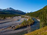 The Elbow River in Kananaskis Country, Alberta, Canada - 219021437