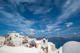 Santorini Oia Greece Holiday