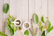 Leinwanddruck Bild - herbal organic medicine product. natural herb essential from nature.