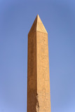 Obelisk of Queen Hatshepsut in Karnak temple Luxor, Egypt - 219050890