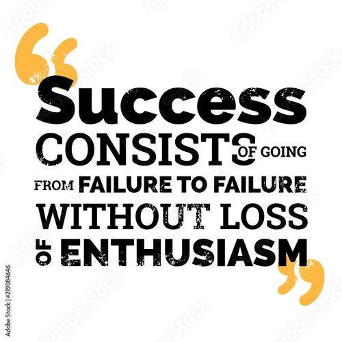 Motivational quotes design element background