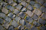 stone pavement background - 219092462