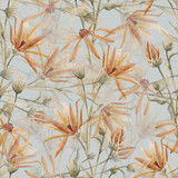 Watercolor floral pattern - 219099098