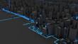 smart city concept - 219114423