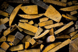 firewoods abstract background - 219132087