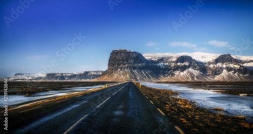 Paysage du sud de l'Islande
