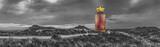Leuchtturm Kampen Sylt Panorama - 219169011
