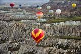 Turkey, Cappadocia, ballooning