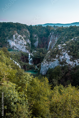 Plitvice Lakes National Park - 219184645