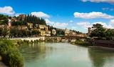 View of Verona, Veneto region, Italy. - 219199099