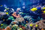 beautiful underwater world - 219283279