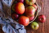 fresh apples - 219309271