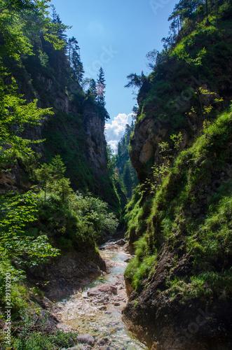Almbachklamm Berchtesgaden - 219310290