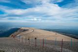 Paysage du Mont Ventoux