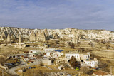 Landscape and Houses of Cappadocia, Turkey - 219312823