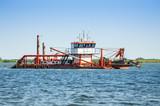 Macchinario per la lavorazione del fondale marino - 219319244